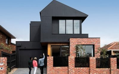 A Modern Australian Masterpiece: Upgrading While Downsizing