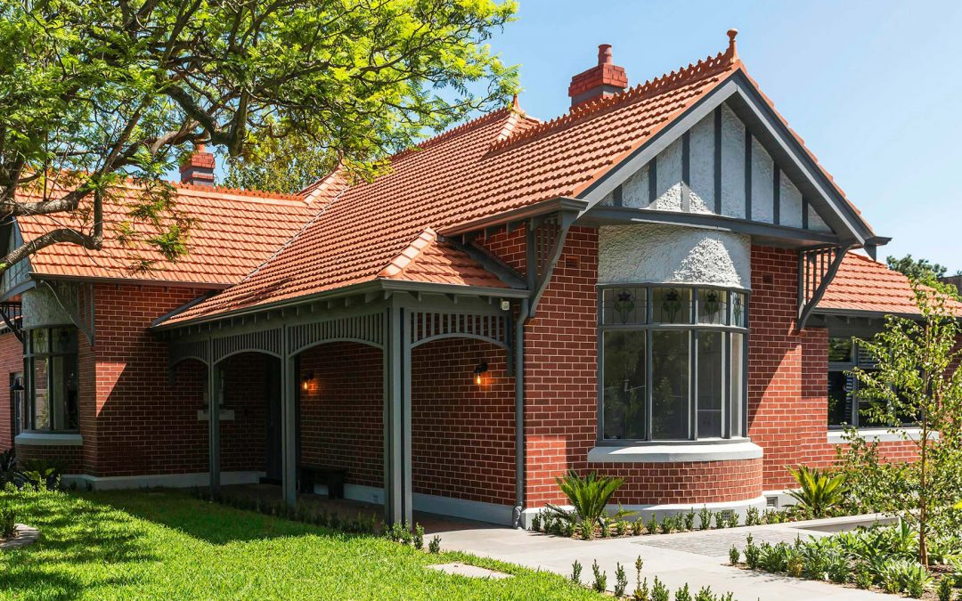 How to Fuse Modern and Edwardian Style